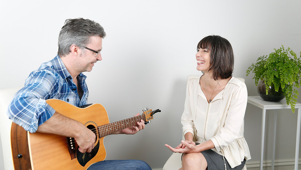 Artist Development - Learn how to connect to your true voice, develop expression, microphone technique, confidence, song writing, recording, singing, singing Lesson