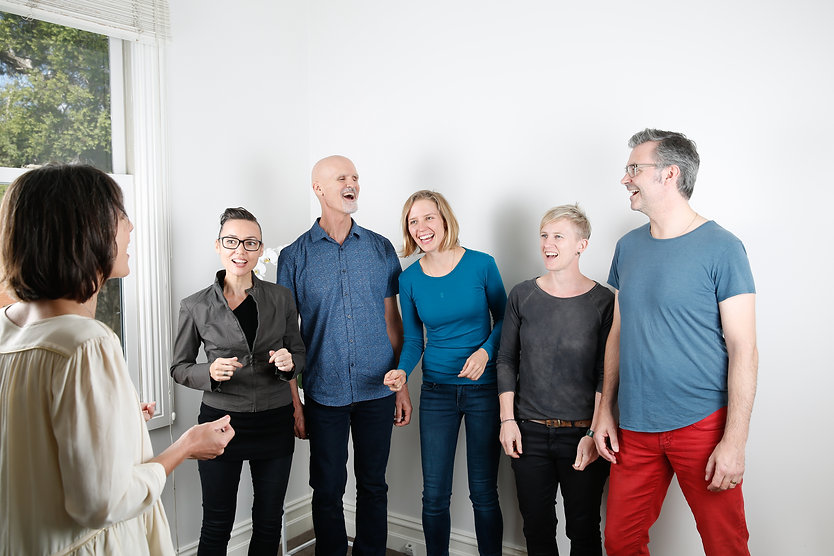 Group Singing Lessons, Connected Voice Melbourne
