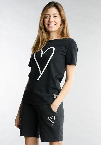 Better Rich - H20F25H T-Shirt Crew Heart