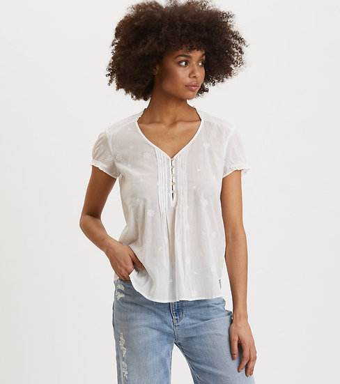 Odd Molly - On Point Blouse / 320M-537