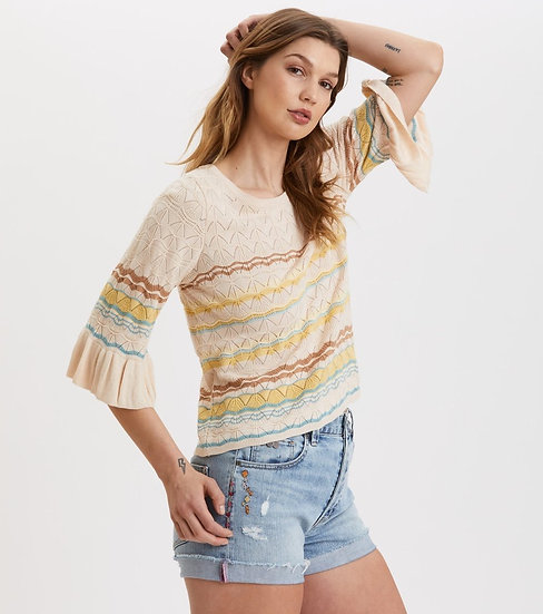 Odd Molly - 320M-089 Knockout Frill Top