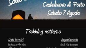 SOTTO IL CIELO DEL PARCO DI VEIO - TREKKING NOTTURNO
