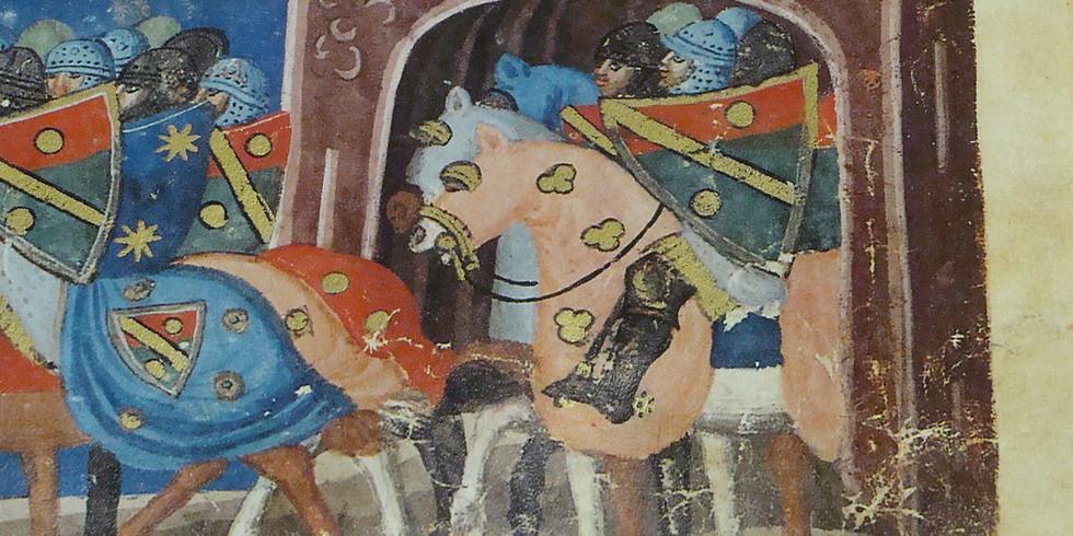 The Visual Afterlife of the Roman de Troie in Fourteenth-century Italy (Marilynn Desmond, Binghamton University)