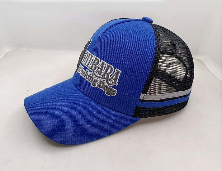 Cruise's Low Profile Blue Trucker Cap