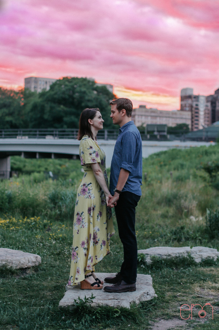 Engagement: Katie & Alex
