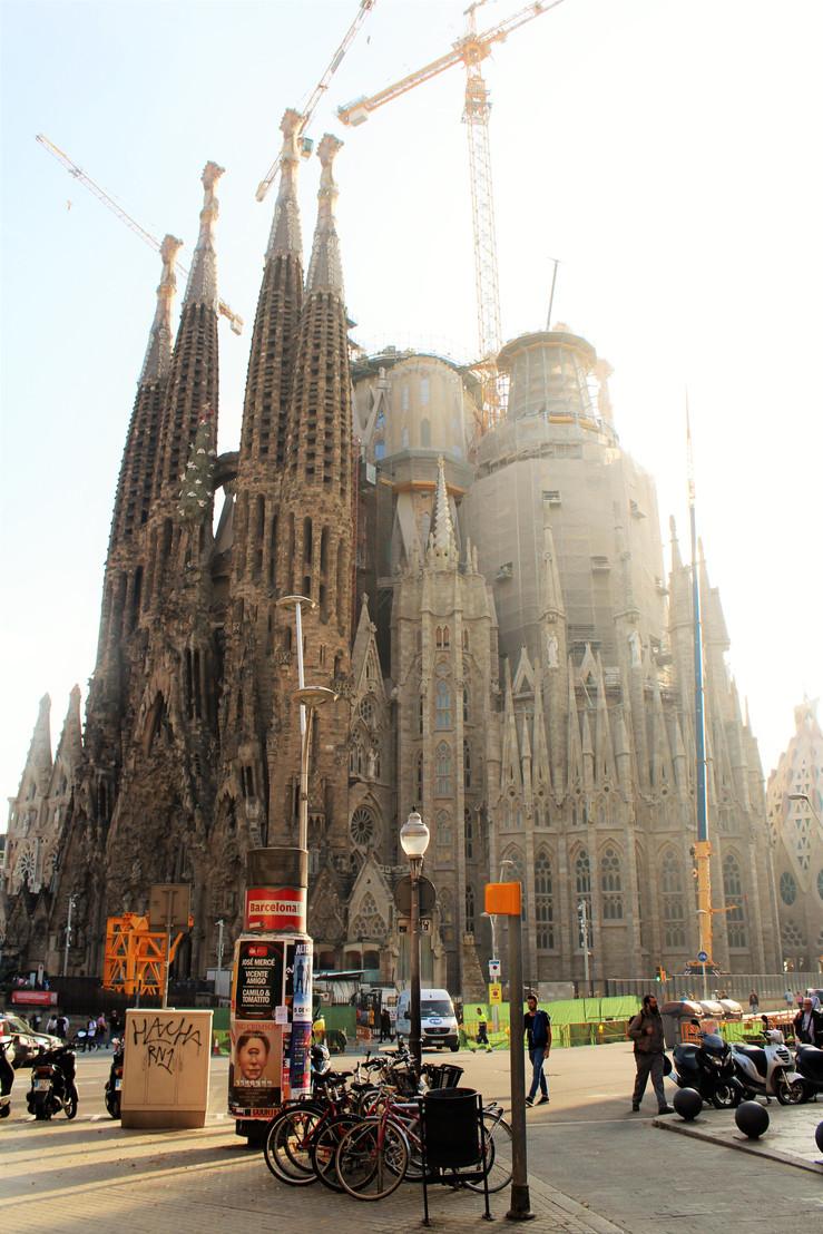 La Hermosa Ciudad de Barcelona