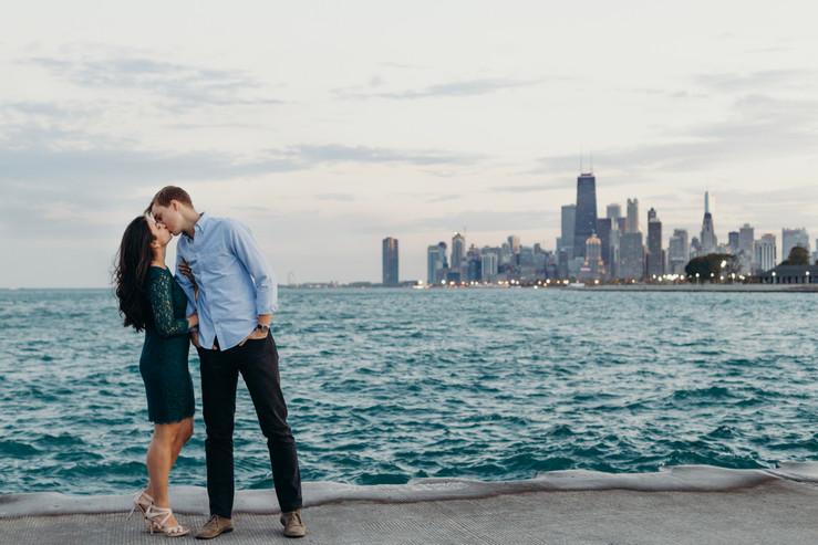 Engagement: Adriana & Eric