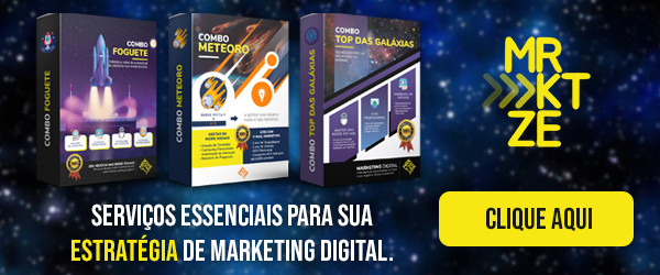 Serviços MRKTZE Marketing Digital