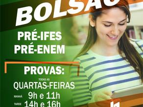 Bolsão Lusíadas PRÉ IFES / PRÉ ENEM