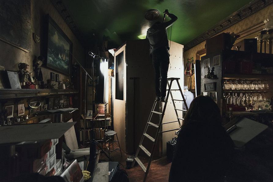 Behind the scenes Makers Mark reklamfilm