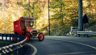Coca-Cola T Ford 1912