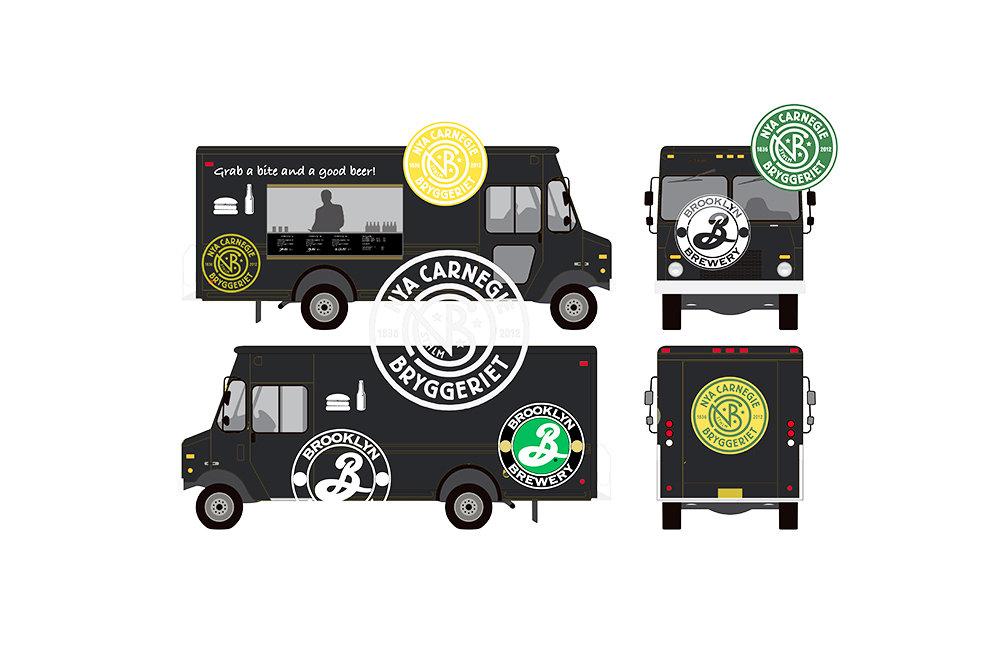 Food truck konceptutveckling