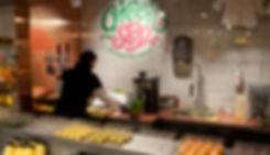 Juicebar butiksinredning ICA Stop Täby