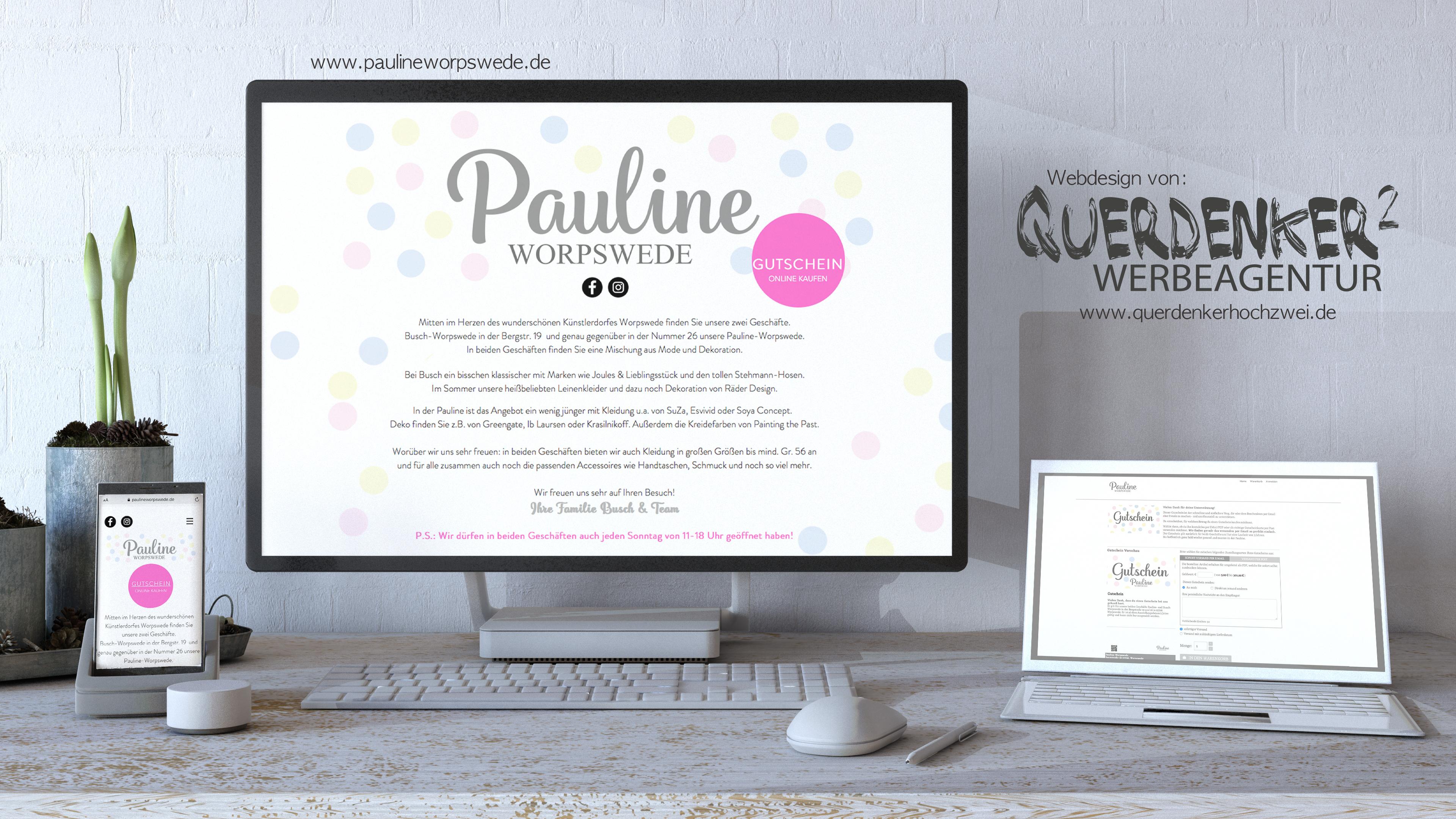 pauline web querdenker
