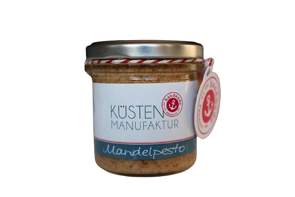 Mandelpesto - süß