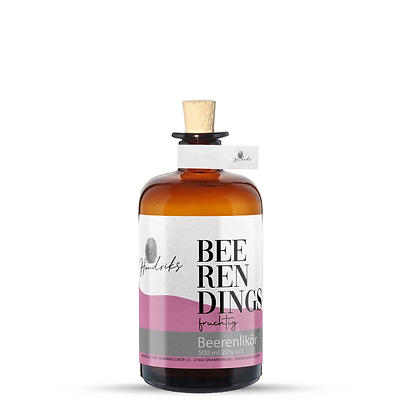 Beerendings - Beerenlikör