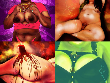 Special: DISCOUNT EROTIC/KINK COMMISSIONS