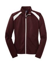 Sport-tek Ladies Tricot Track Jacket // LST90