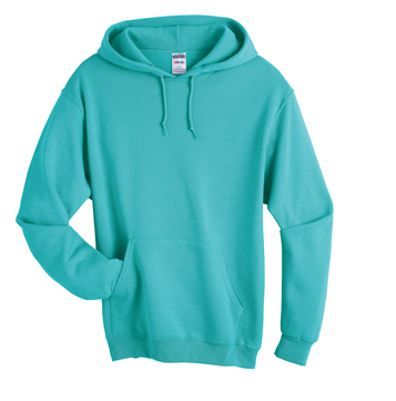 JERZEES NuBlend® Hooded Sweatshirt // 996MR