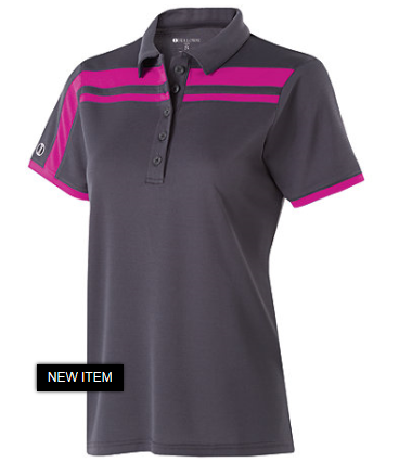Holloway Ladies' Charge Polo // 222387