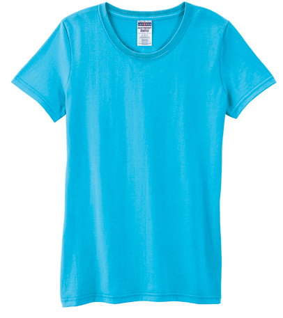 Jerzees Heavyweight Blend Ladies' T-Shirt // 29WR
