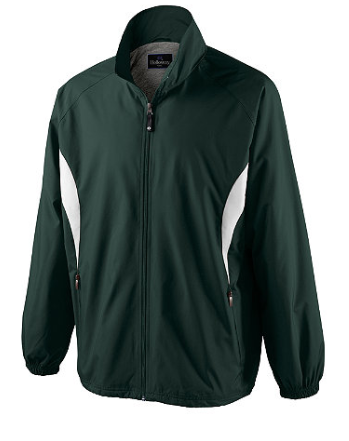 Holloway Full-Zip Jacket w/ Embroidery