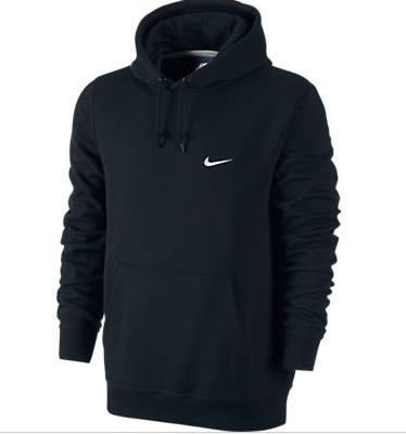 611457 // Nike Club Hoodie-Swoosh