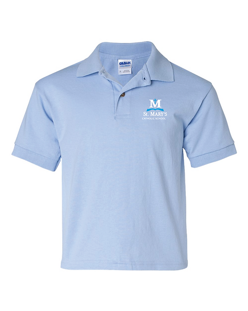 ST MARY'S | SHORT SLEEVE POLO