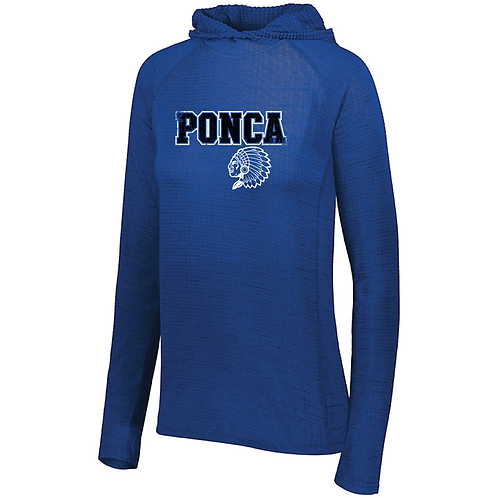 Ponca | Ladies 3D Regulate Pullover