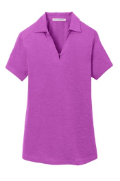 Port Authority Ladies Digi Heather Polo / L574