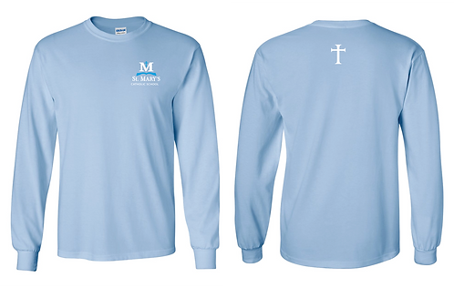 ST. MARY'S | ULTRA COTTON LONG SLEEVE T-SHIRT