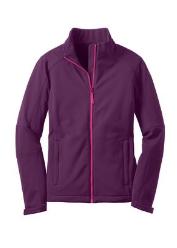 Port Authority® Ladies Traverse Soft Shell Jacket
