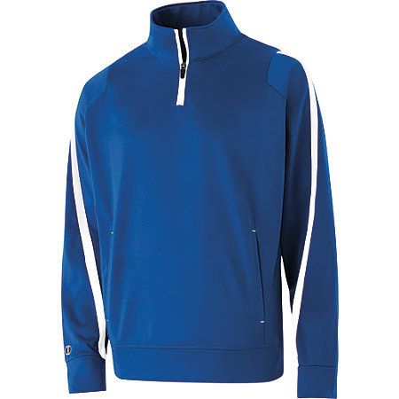 229192 DETERMINATION PULLOVER | ROYAL