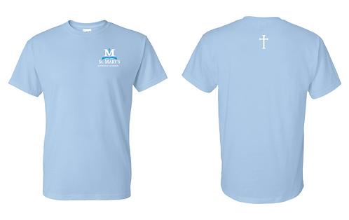 ST. MARY'S | DRYBLEND SHORT SLEEVE T-SHIRT