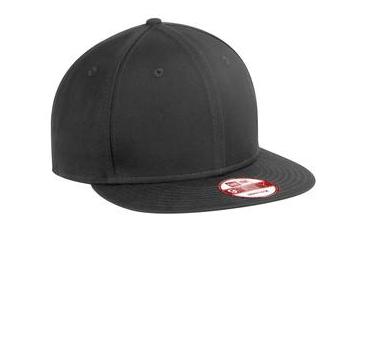 New Era® - Flat Bill Snapback Cap NE400