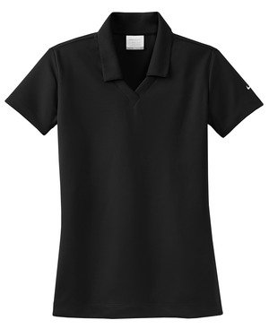 354067 Ladies Nike Dri-FIT Micro Pique Polo