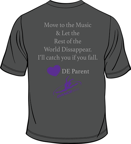 Dance ETC | PARENT-Short Sleeve Shirt