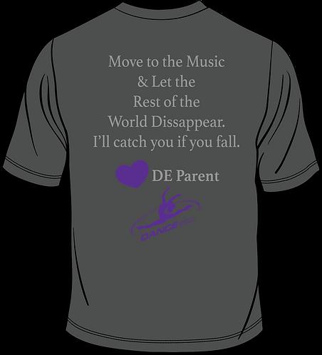 Dance ETC | PARENT-Short Sleeve Shirt