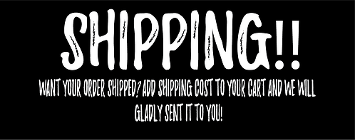 SHIPPING COST