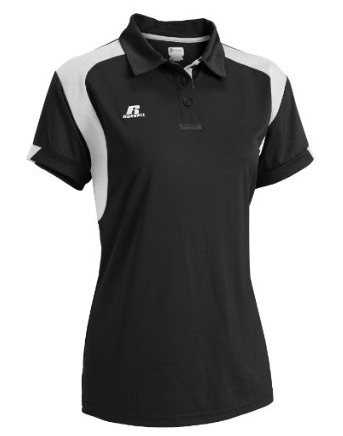 Russel Ladies Gameday Polo // 826LUXK
