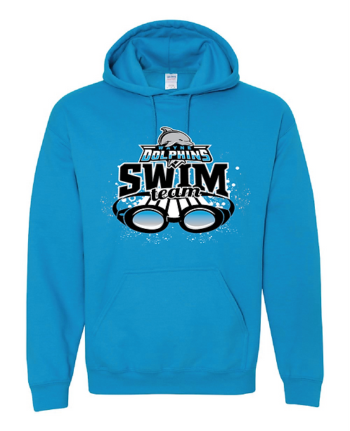 WAYNE SWIM | HOODED SWEATSHIRT
