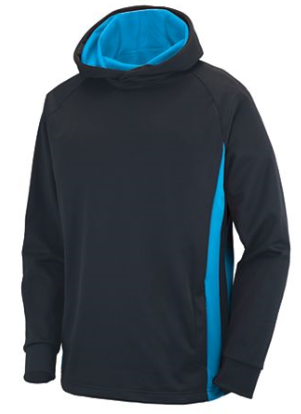 Augusta Adult Striped Up Hoody // 5518