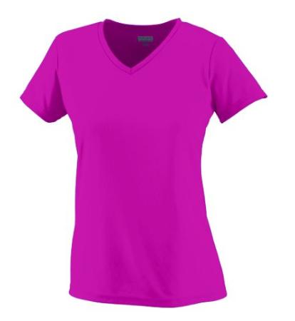 Augusta Ladies' Wicking T-Shirt // 1790
