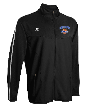 Men's Gameday Full-Zip Jacket | Black | S61QLMK