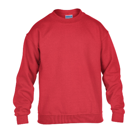 Heavy Blend™ Classic Fit Youth Crewneck // 18000B