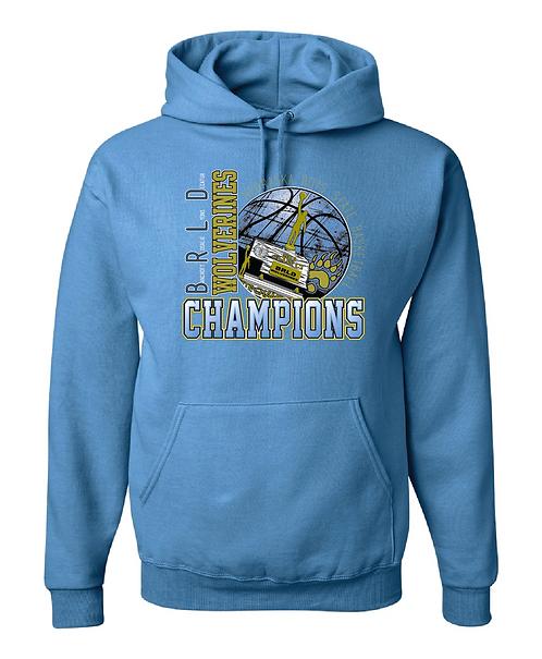 STATE CHAMPS | Hooded Sweatshirt