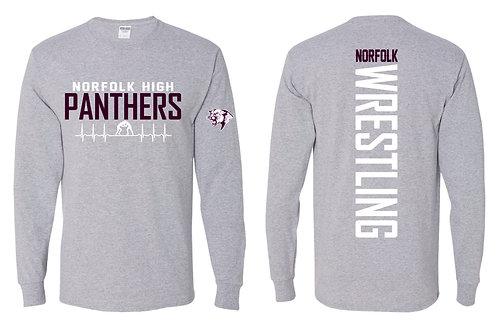 Norfolk Wrestling | Long Sleeve T-Shirt