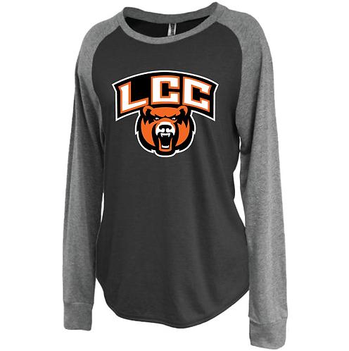 LCC | LADIES RAGLAN CREW