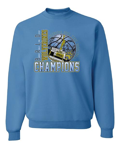 STATE CHAMPS | Crew Sweatshirt