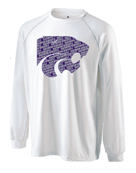 Item 3: Long sleeve Dri-Excel Shirt